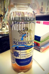 Why Try Kombucha?