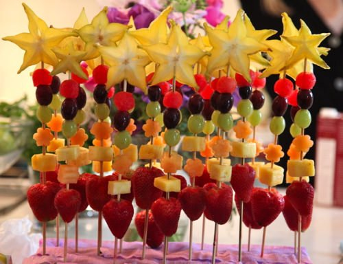 Fruit Wands! Fruit Wands! Fruit Wands!